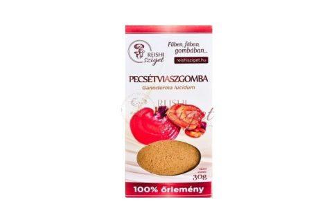 Ganoderma lucidum (Pecsétviaszgomba)  gyógygomba őrlemény - 30g